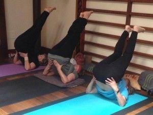 Yoga mayores de 60