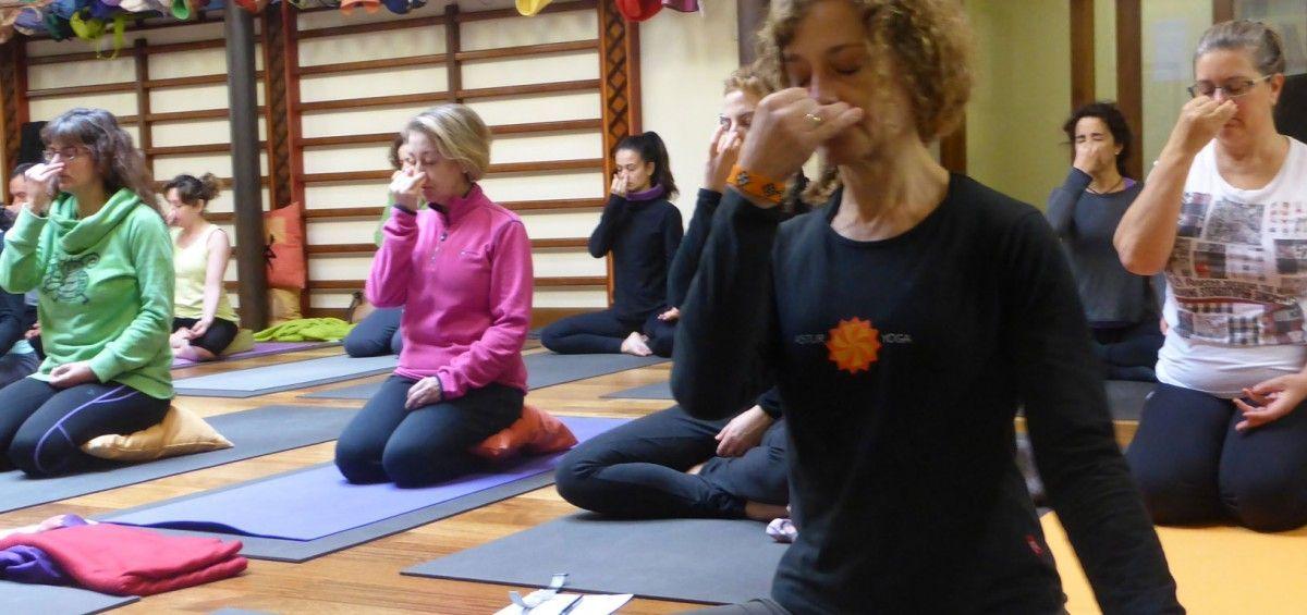 Horarios de yoga en león