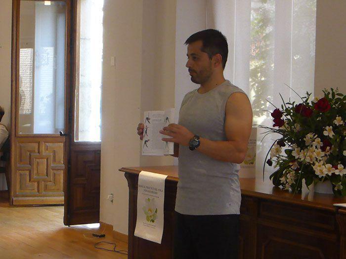 presentación del Manual práctico de yoga vinyasa krama 5