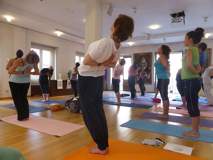 presentación del Manual práctico de yoga vinyasa krama 7