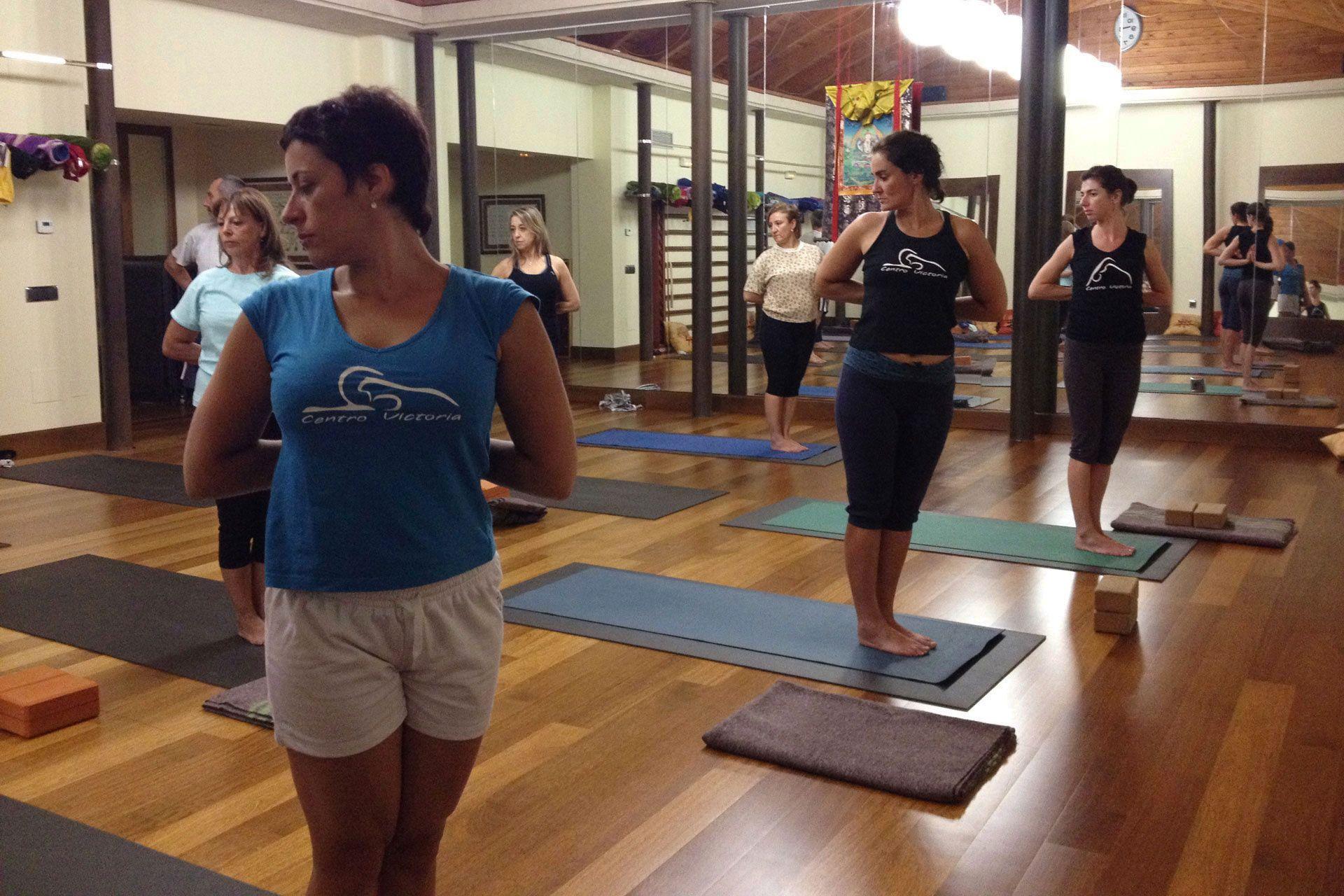 clases de yoga vinyasa krama