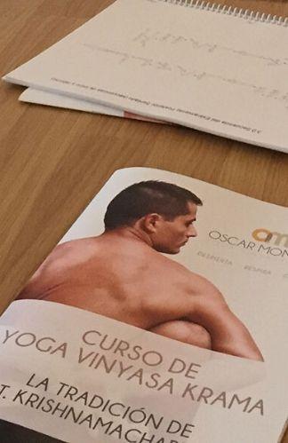 Teoría del Yoga Vinyasa Krama