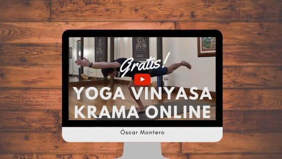 Yoga Vinyasa Krama Online