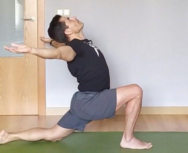 Yoga vs Coronavirus