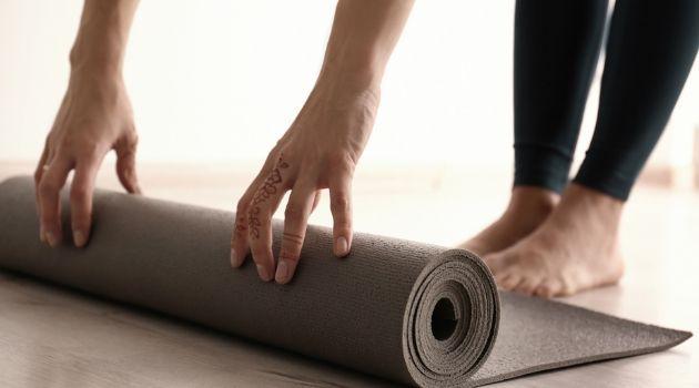 yoga en el estado de alarma