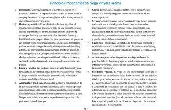 Manual práctico de yoga vinyasa krama